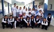 Escolas de Içara se apresentam em festa Açoriana de Porto Belo