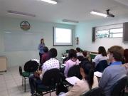 Case de Alimentação Escolar de Içara é apresentado em Joinville