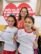 Treze escolas municipais de Içara participam de prova da Obmep