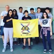 Estudantes do SESI vão à Olimpíada Brasileira de Robótica