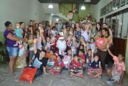 Amigo Solidário entrega presentes para as crianças de Morro da Fumaça