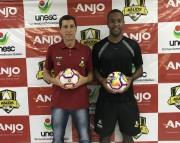 Urussanga renova parceria com o projeto Anjos do Futsal