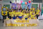 Turminha do Futuro certifica mais de 120 alunos