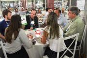 Sessão de Negócios do Sebrae aproxima expositores e fortalece negócios