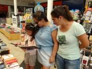 Contação de histórias e muitas atrações em mais uma Feira do Livro