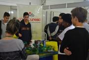 Feira de Ciências da Unesc promove integração e descobertas