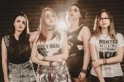 Banda feminina de punk rock sobe ao palco do Didge BC nesta sexta
