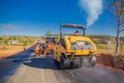 Concluída pavimentação asfáltica na ICR-476 na comunidade de Terceira Linha