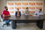 Governo recebe emenda parlamentar de R$ 500 mil do deputado Ricardo Guidi