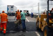 Obras Complementares trazem maior circulação de equipamentos por vias laterais