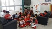 Comunidade segue com espaços recreativos e educativos à disposição