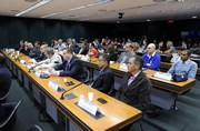 Lopes representa Criciúma em audiência na Câmara Federal