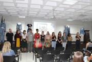Troca de experiências dá início ao ano letivo no curso de moda Senai/ Unesc