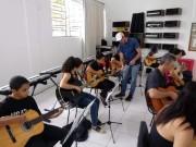 Oficinas de música vão ser realizadas com aulas virtuais em Forquilhinha