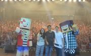 Festival de Youtubers recebe 2 mil pessoas no show do Authentic Games