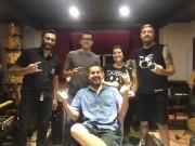 Antítese finaliza gravação do terceiro álbum da carreira da banda de Criciúma