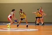 Meninas estreiam no Campeonato Estadual de Basquete