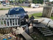 PM de Araranguá prende jovem por embriaguez ao volante