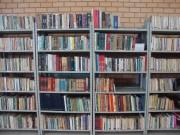 Oficina de conservação de acervo bibliográfico