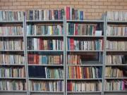 Biblioteca terá oficina de conservação de acervo