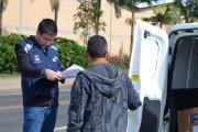 Vinte veículos sem nota fiscal são notificados em Içara