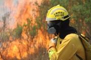 Bombeiros militares de SC se deslocam para combater incêndios em Mato Grosso do Sul