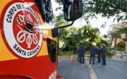 Ciclone em SC: Saiba como acessar os serviços do Governo do Estado