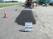 BR-101 Sul/SC recebe melhorias no pavimento