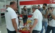 Café da tarde no Bradesco movimenta greve dos bancários em Criciúma