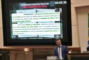 MP recomenda Secretaria de Educação identificar responsáveis e conclusão das obras