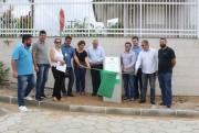 Administração Municipal entrega a pavimentação de quatro ruas