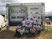 Baja Satc participa pela primeira vez da competição nacional