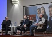 Peninha e Bene Barbosa palestram para mais de mil catarinenses
