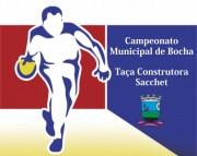 Campeonato de Bocha terá início na sexta-feira em Urussanga