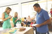 """""""Bolos em Família"""" une pais e alunos na Escola José Fernandes Silveira"""