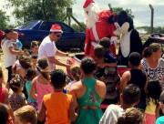 Bombeiros comunitários de Forquilhinha lançam campanha de Natal
