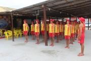 Inscrições abertas para guarda-vidas em Balneário Rincão
