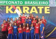 Içarenses garantem classificação no Campeonato Brasileiro de Karatê