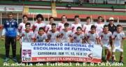 Equipe Sub-17 do Caiçara tropeça na semifinal da LUD