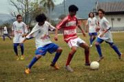 Sub-13 do Caiçara alcança quarta vitória no Regional da LUD