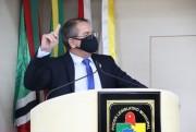 Vereador solicita informações sobre propriedade de terreno em Criciúma