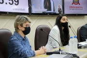 Professoras fazem apelo na Câmara Municipal para retorno das atividades