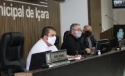 Projetos sendo analisados pelas comissões permanentes do Legislativo içarense
