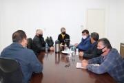 Comissão de Saúde recebe o secretário municipal Sandro Ressler
