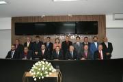 Empossada a Mesa Diretora da Câmara Legislativa de Içara