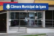 Segunda-feira será Ponto Facultativo na Câmara Municipal de Içara