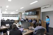 Campanha Abril Azul é divulgada na Câmara Legislativa em Içara