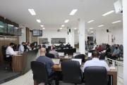 Câmara Municipal de Vereadores realiza sessão extraordinária em Içara