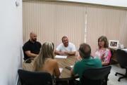 Comissão debate sobre sede própria da Câmara Municipal de Içara
