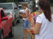 Saúde de Cocal realiza campanha de carnaval